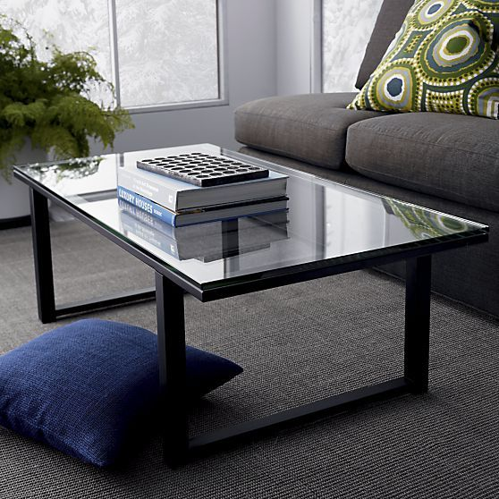 Mix Coffee Table In Accent Tables Crate And Barrel Coffee