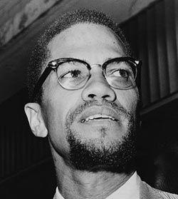 Clubmaster Malcolm X