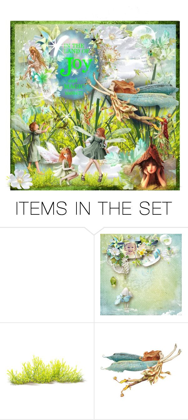 """""""In the Land of Joy & Magic"""" by bb60477 ❤ liked on Polyvore featuring art"""