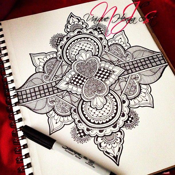 Photo taken by NJ's Unique Henna Art - INK361