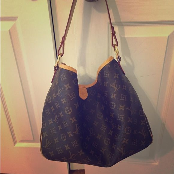 Louis Vuitton Delightful PM 100% Authentic Great condition. Purchased from Louis boutique in Saks New Orleans. Buy with confidence. Louis Vuitton Bags