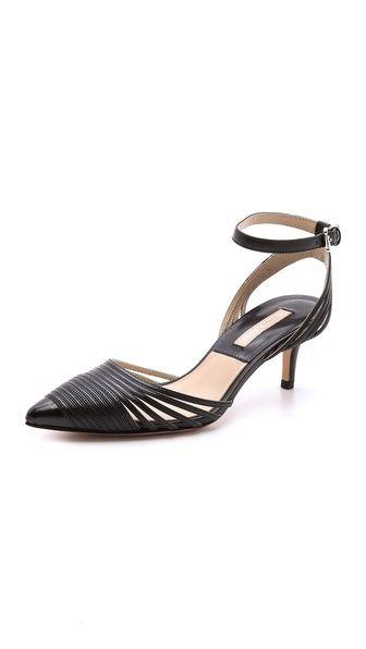Maida Pumps   Kitten heel shoes, Heels