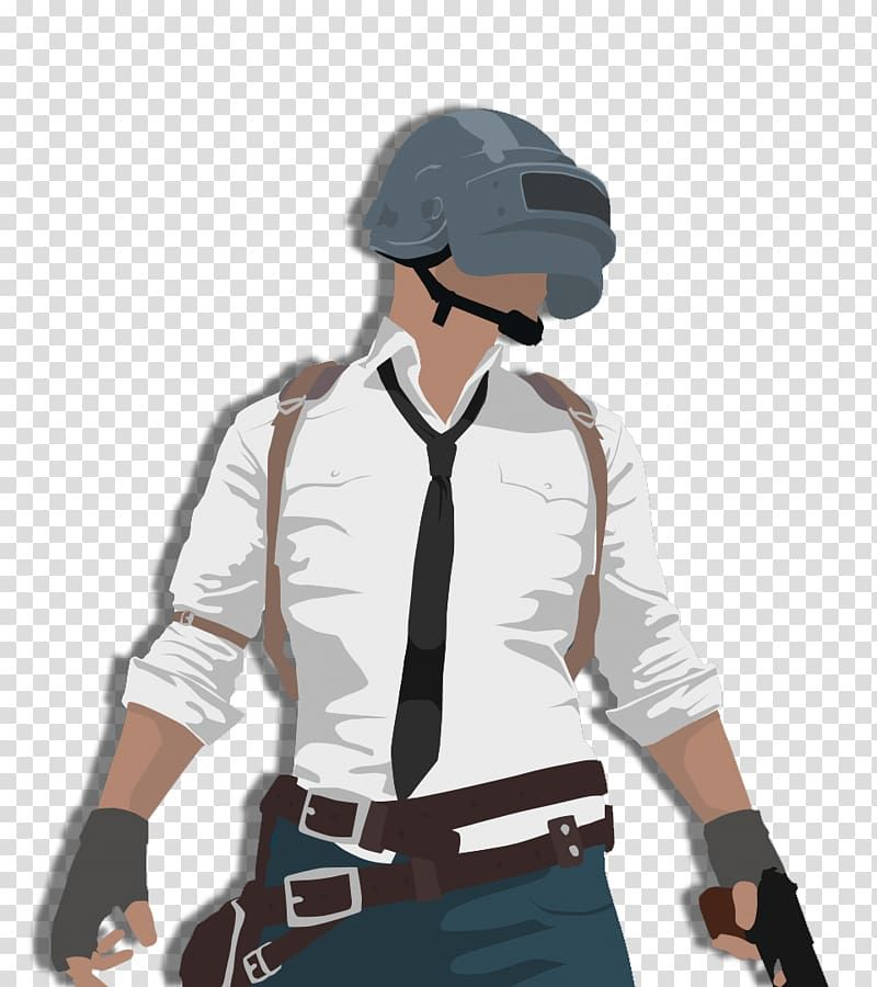 Pubg Character Illustration Playerunknown S Battlegrounds H1z1 Character Illustration Illustration Png