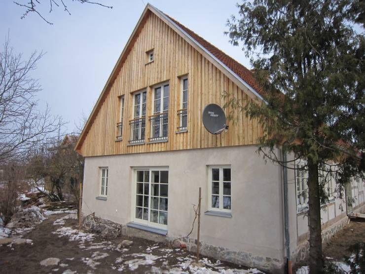 Vorher Nachher Altes Fachwerkhaus Wird Behutsam Saniert