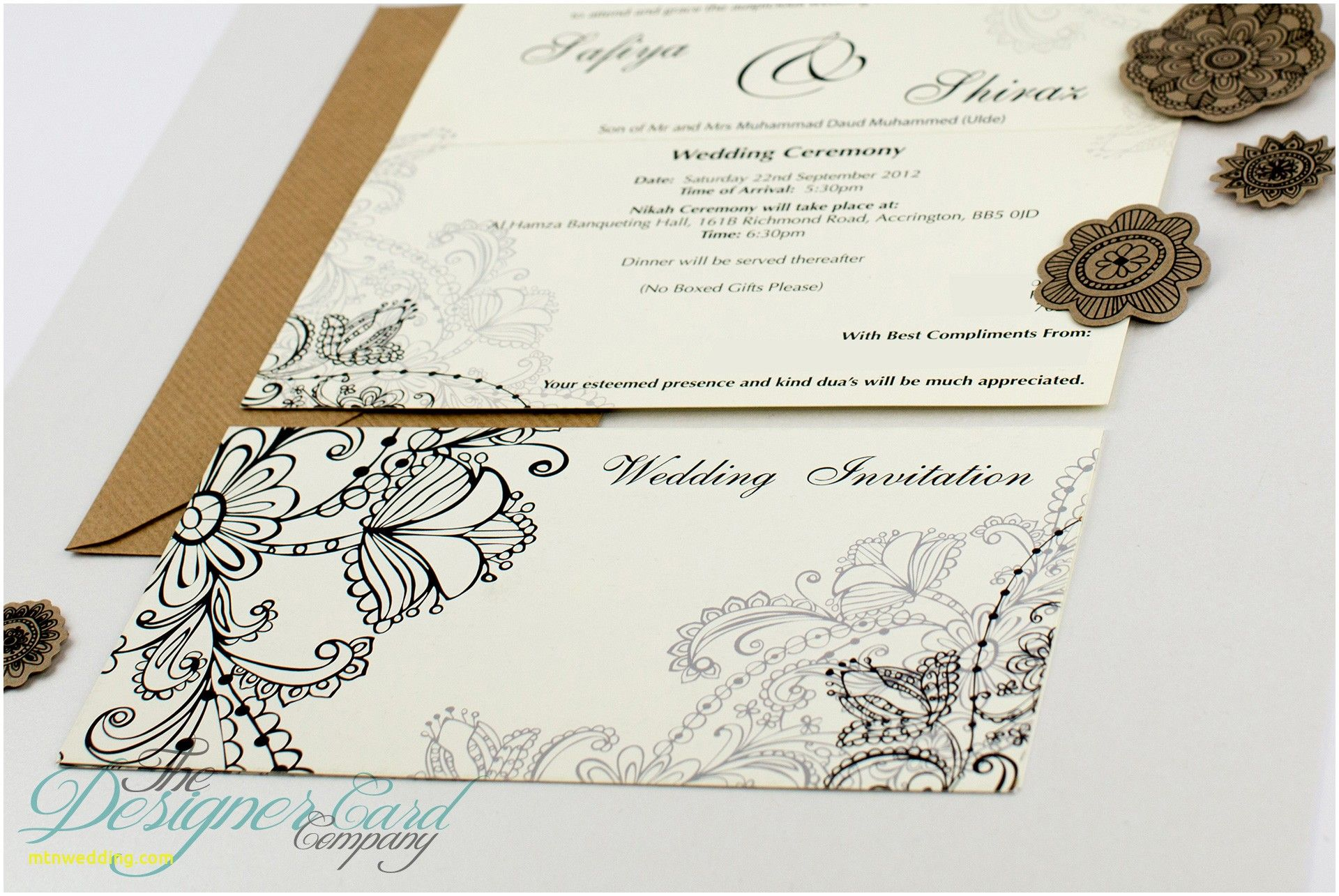 Beautiful Design Wedding Invitations Online Uk Wedding