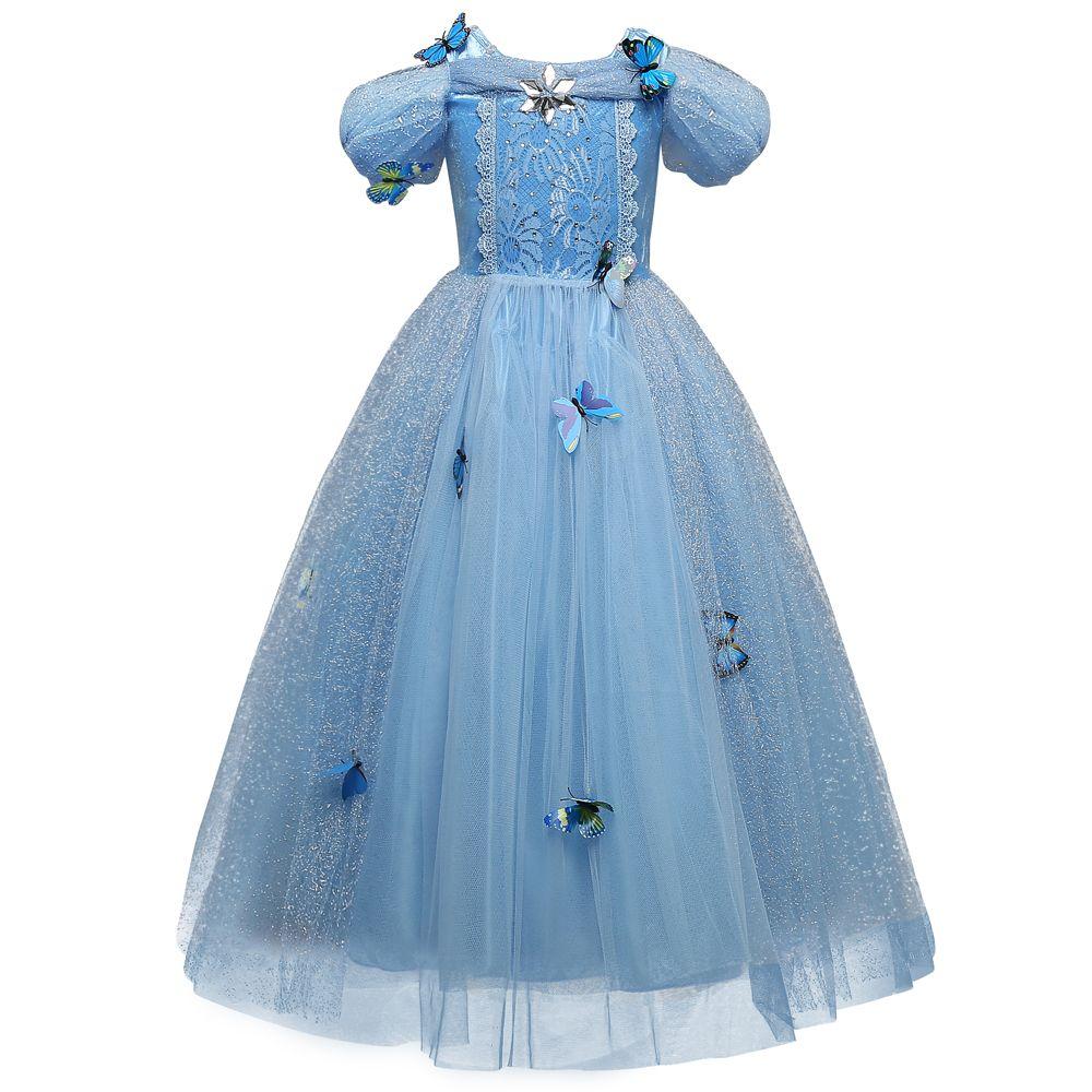 2017 Hot Sale Ball Gown Children Flower Girl First holy communion ...