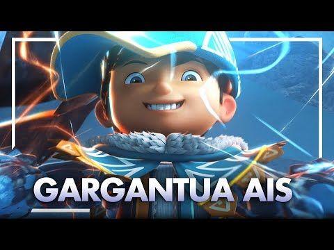 GARGANTUA AIS