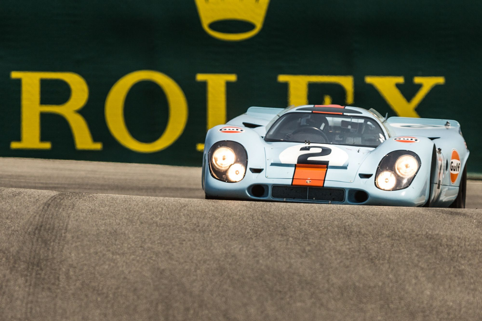 These 48 Pictures Capture Vintage Speed At The Rolex Monterey Motorsports…