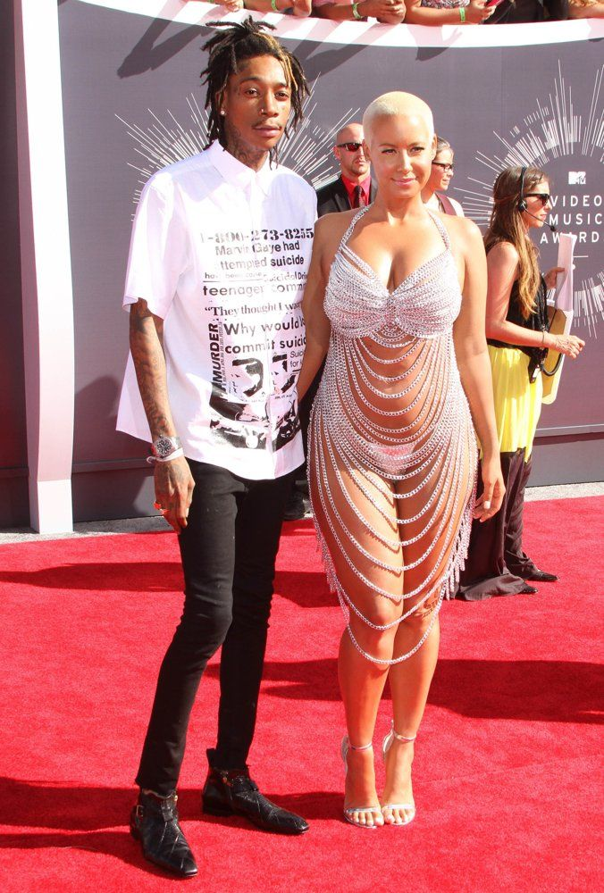 Amber Rose Picture 101 2014 Mtv Video Music Awards Arrivals Mtv Video Music Award Music Awards 2014 Mtv Videos
