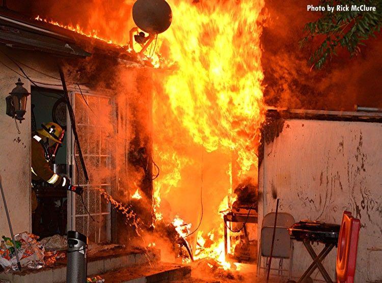 Hot Shots Feuerwehr