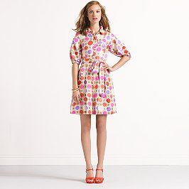 Polka Dot Spring Dress from Kate Spade, $448