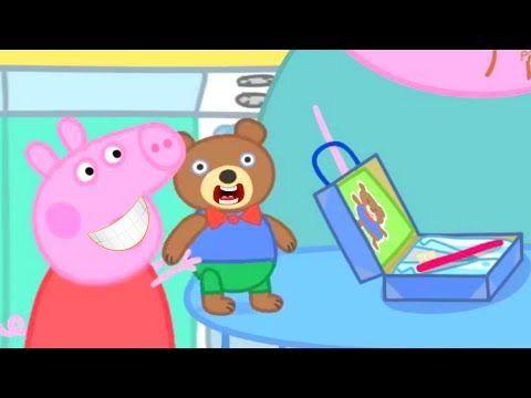 Peppa Pig em Português Brasil Episódios Dublados Completos Episódio Teddy  Escolinha - YouTube