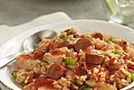 A Smoky Chicken and Rice Skillet Dish Your Whole Family Will Love
