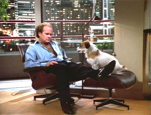 Pleasing Frasiers Eames Lounge Chair Video Eames Furniture Metal Alphanode Cool Chair Designs And Ideas Alphanodeonline