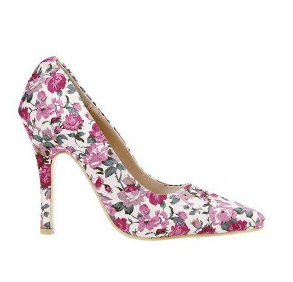 Дамски обувки на висок ток TENDENZ - черен  9b3aecd16eb