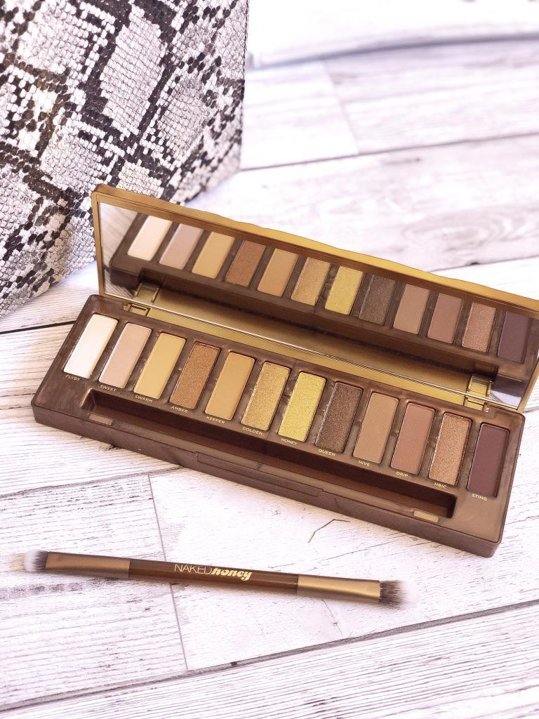 Urban Decay Naked Reloaded Palette Review | The Urban Umbrella
