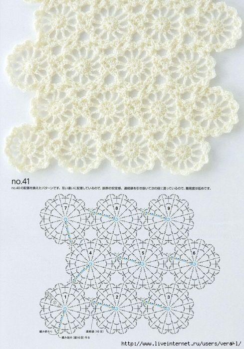 0_1f32bd_254e2020_orig (489x700, 297Kb)   crochet   Pinterest ...