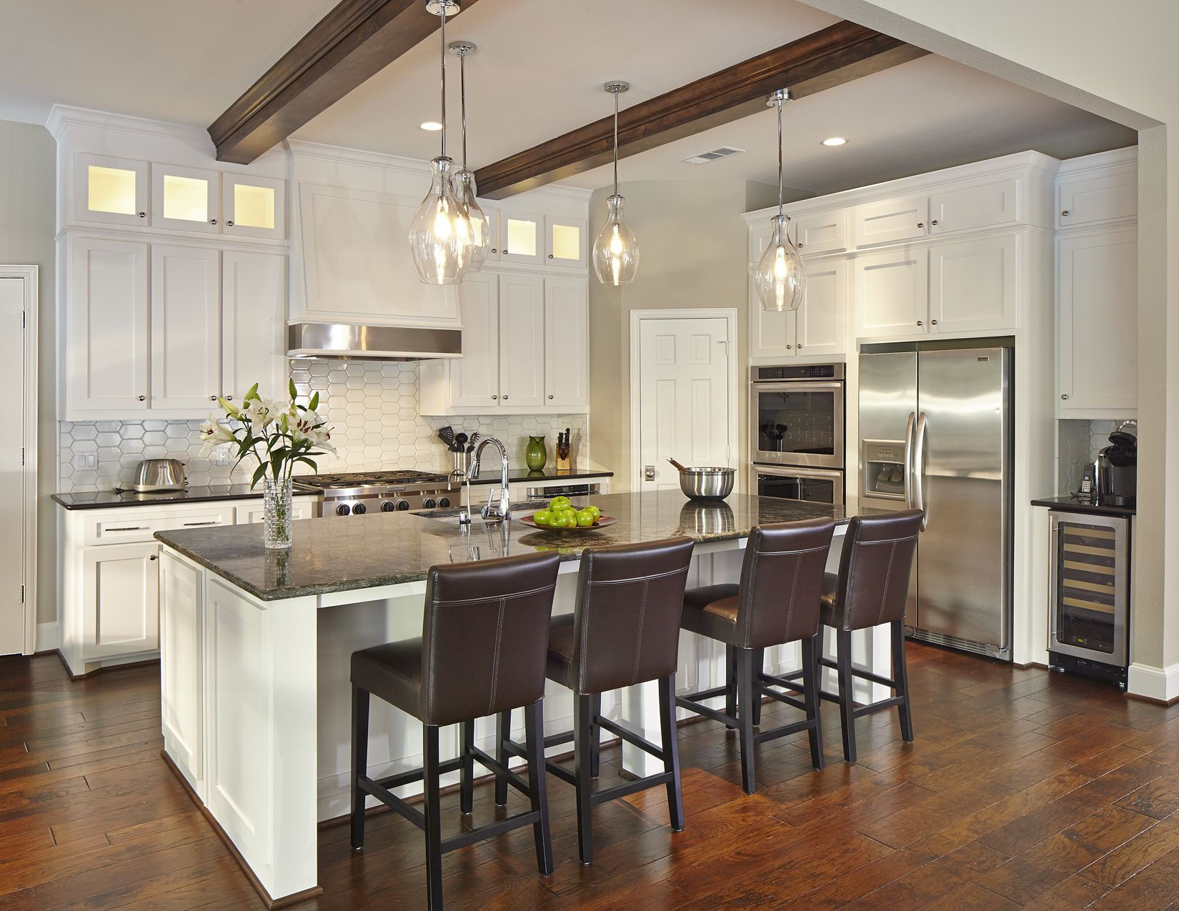 Dallas Kitchen Design Enchanting Usi Remodeling  2014 Nari Dallas Contractor Of The Year  Kitchen Design Decoration
