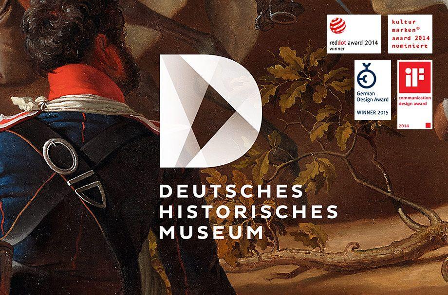 Deutsches Historisches Museum - Logo erstellen