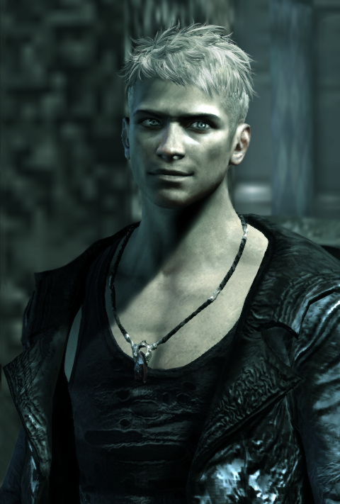 Your Daily Dante Fix Hairstyles Devil May Cry Crying