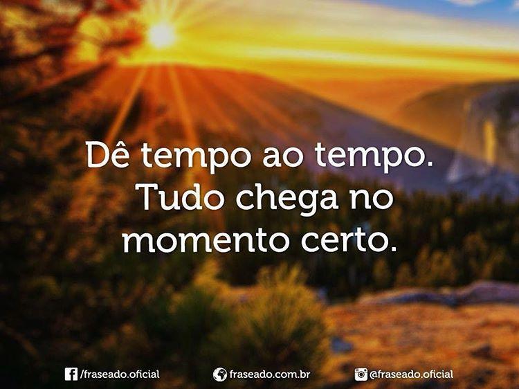 O Importante é Saber Esperar O Tempo De Deus Boa Noite