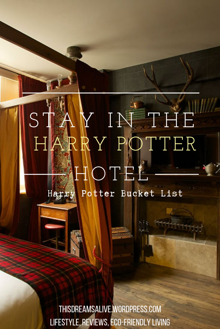 Stay In The Harry Potter Hotel Harry Potter Bucket List Harry Potter Hotel Georgian House Hotel Harry Potter Travel