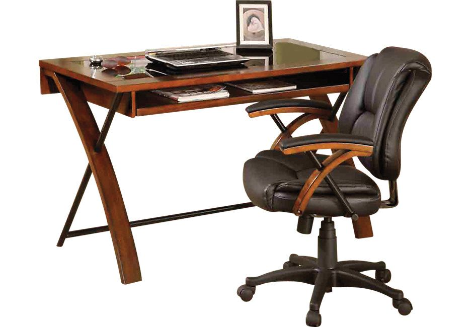 Patrick Cherry Desk And Chair Bedroom Accessories Cherry Desk
