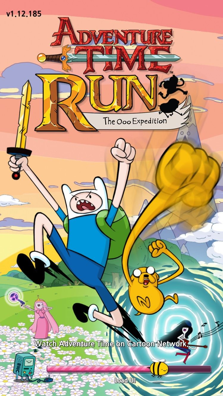 Adventure Time Run Apk Download For Android 2018 How To Install