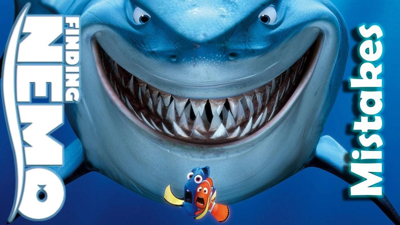 Finding Nemo D Animasi Hd Wallpaper: Finding Nemo Movie Mistakes, Goofs And Fails After His Son