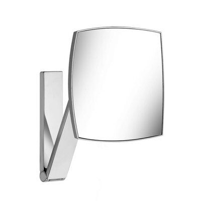 KEUCO Cosmetic Square Makeup/Shaving Mirror   Perigold