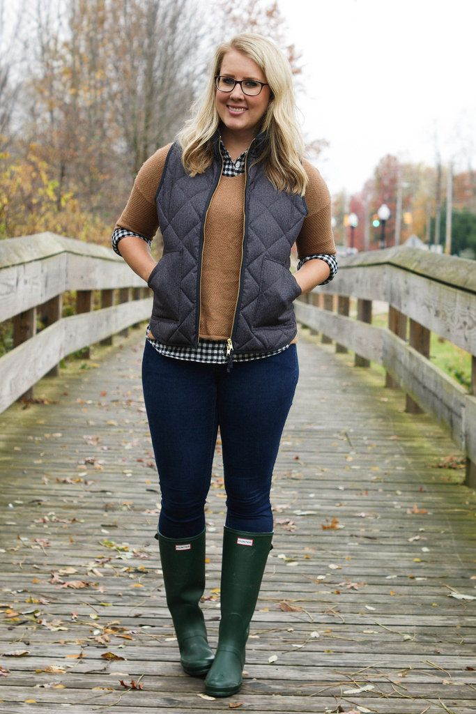 hunter boots for thicker calves | fashion: casual 3 | Pinterest ...