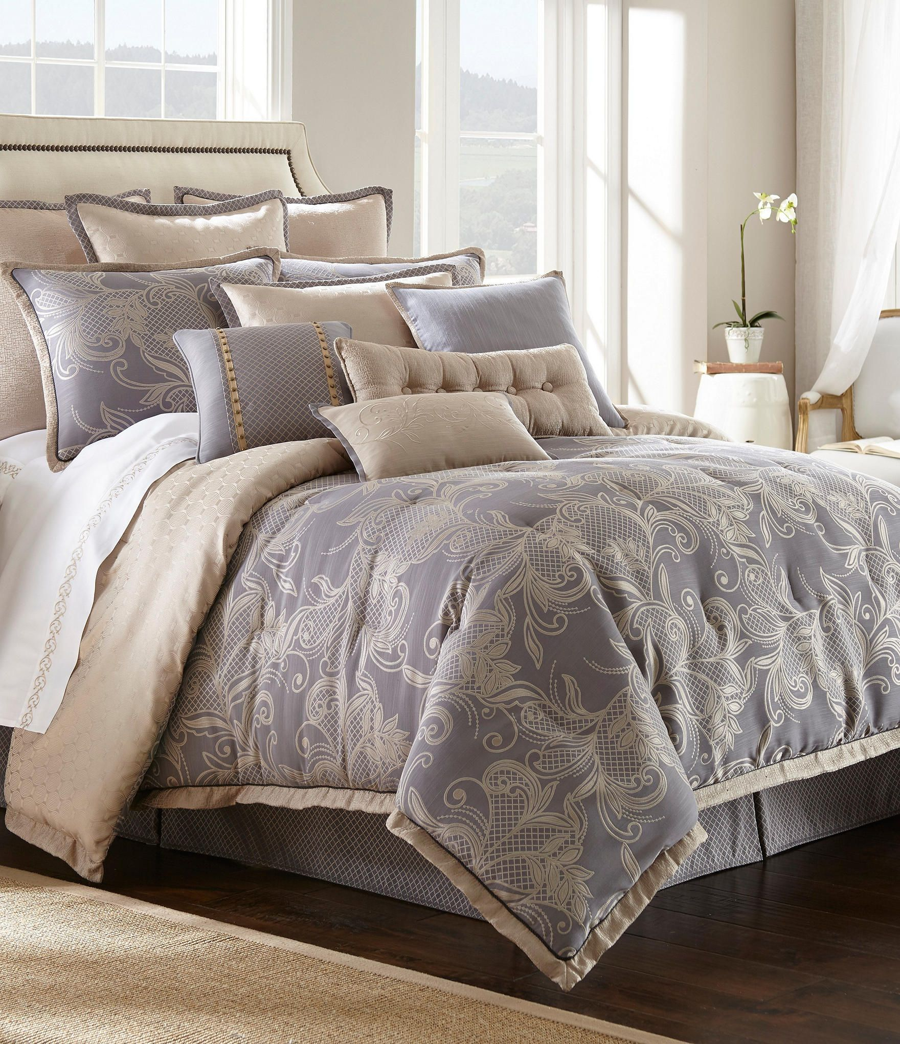 shop noble dillards furniture comforter by sets pictures villa bedroom including for trends curtains beautiful