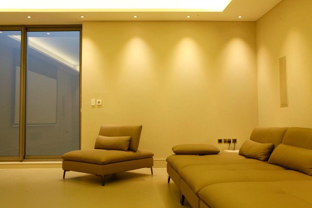 Basement Lighting Design the lighting design studio incorporated lighting in the basement