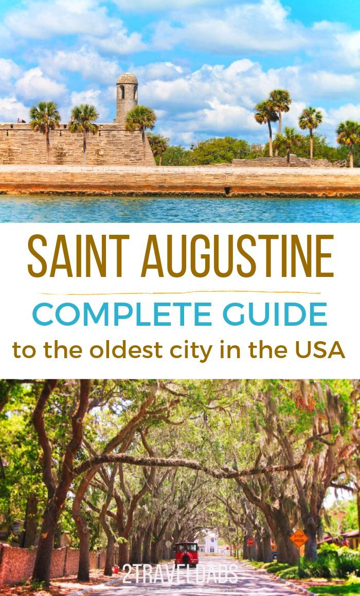 30+ Fascinating things to do in Saint Augustine, Florida - oldest city in the USA -   13 travel destinations Florida trips ideas