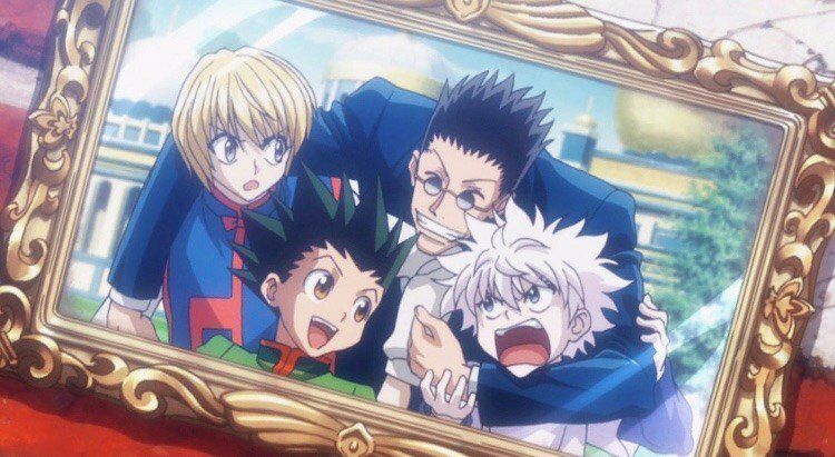 Hunter X Hunter Tweets On Twitter Hunter Anime Hunter X Hunter Anime Let us know what you thought of. hunter anime hunter x hunter anime