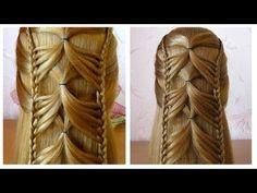 Peinados Lindos Y Faciles De Hacer Con Trenzas