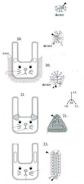 Couvertures Et Accessoires - Modèles pour Bébé au Crochet