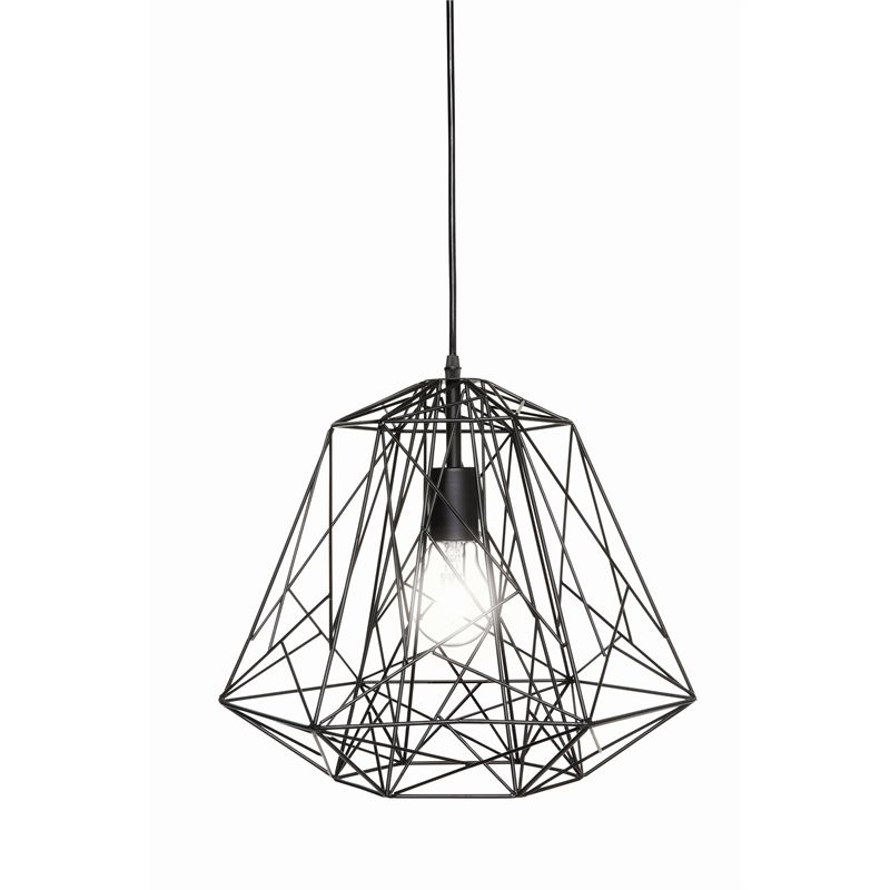 Find Brilliant 38 5cm 60w Black Matrix Pendant Light At Bunnings Warehouse Visit Your Local Store For The Widest Range Pendant Light Black Pendant Light Light
