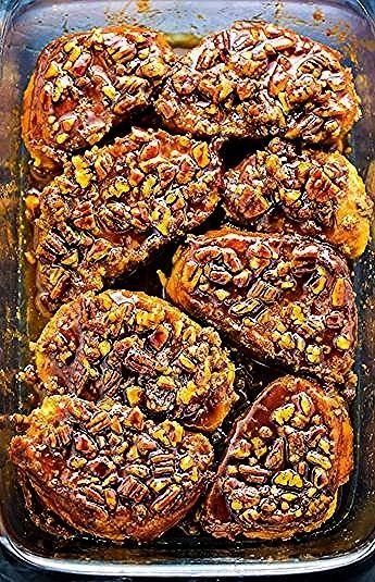 Pecan Pie French ToastOvernight Pecan Pie French Toast A collection of the best Mothers Day Brunch Recipes Includes drinks meals desserts and more sure to make the perfec...