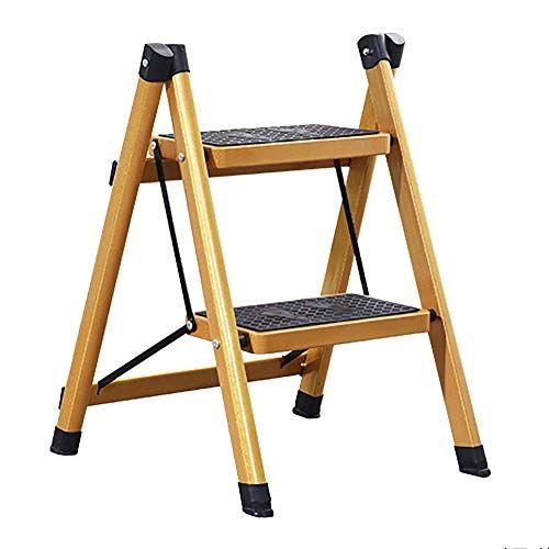 Sensational Lxf Step Stool Ladder Home Folding Ladder Two Step Three Ibusinesslaw Wood Chair Design Ideas Ibusinesslaworg