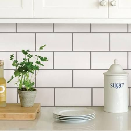 Peel And Stick Subway Tile Lowes Google Search Subway Tile