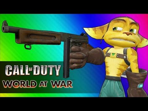 Captain America Vs. Zombies! (Call of Duty WaW Zombies Custom Maps ...