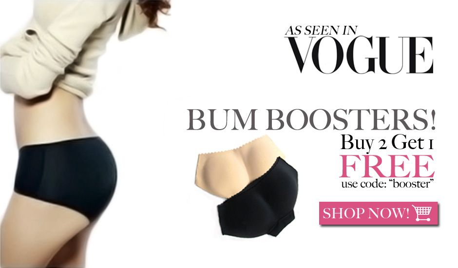 NÜD BUM BOOSTER™ The Million Squat Panty! Bras For Backless Dresses 7ca00941f