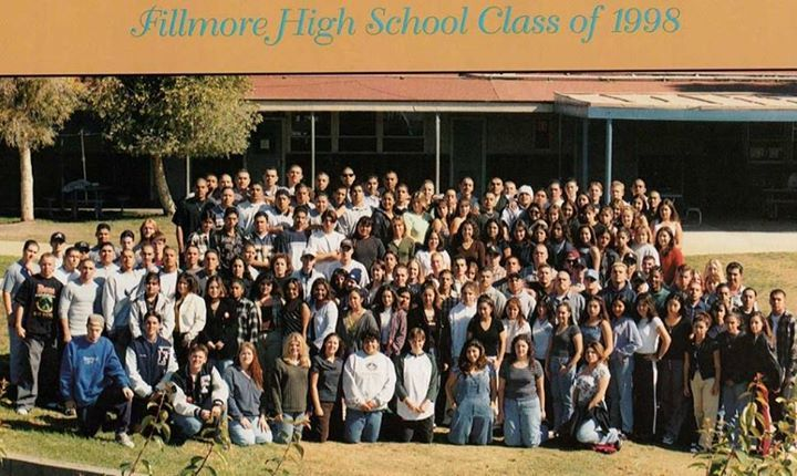 Class of 1998 to celebrate 20 year class reunion details