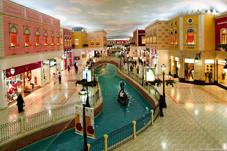 Image result for Villaggio Mall, Qatar