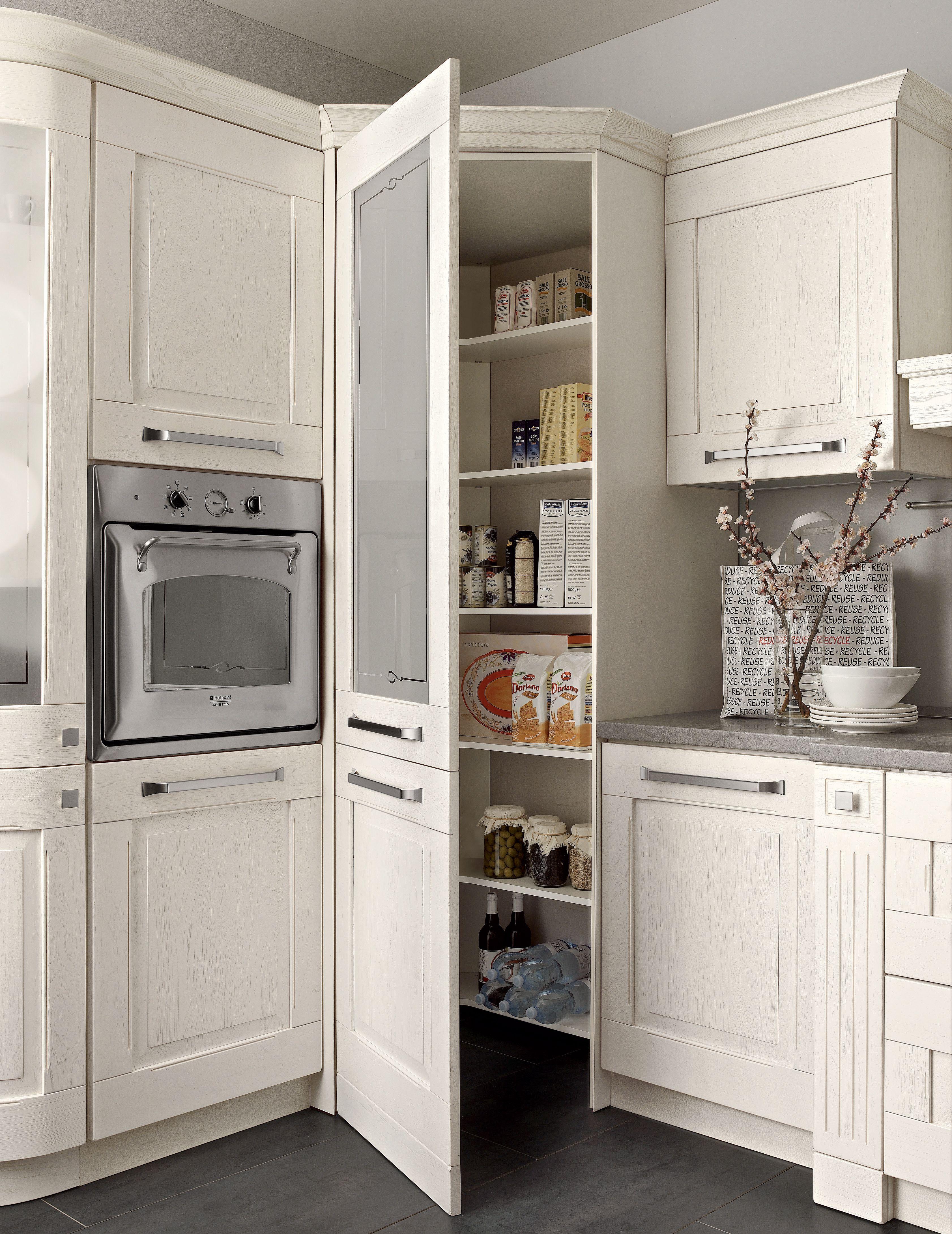Кухня Stosa Aida в 2020 г. | Декор кухонных шкафов, Дизайн ...