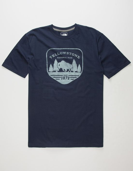 63cae25d5 THE NORTH FACE Yellowstone Mens T-Shirt 281201200 | Graphic Tees ...