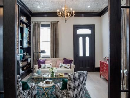 Great Brothers Take New Orleans: Living Room Transformations From Drew And  Jonathan Scott Part 21