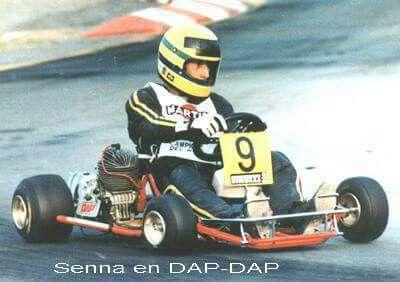 Ayrton Senna Ayrton Senna Ayrton Kart