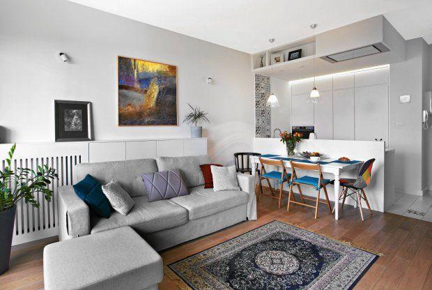 Jednopokojowe Mieszkanie Z Dwoma Aneksami Home Decor Home Decor Kitchen Furniture